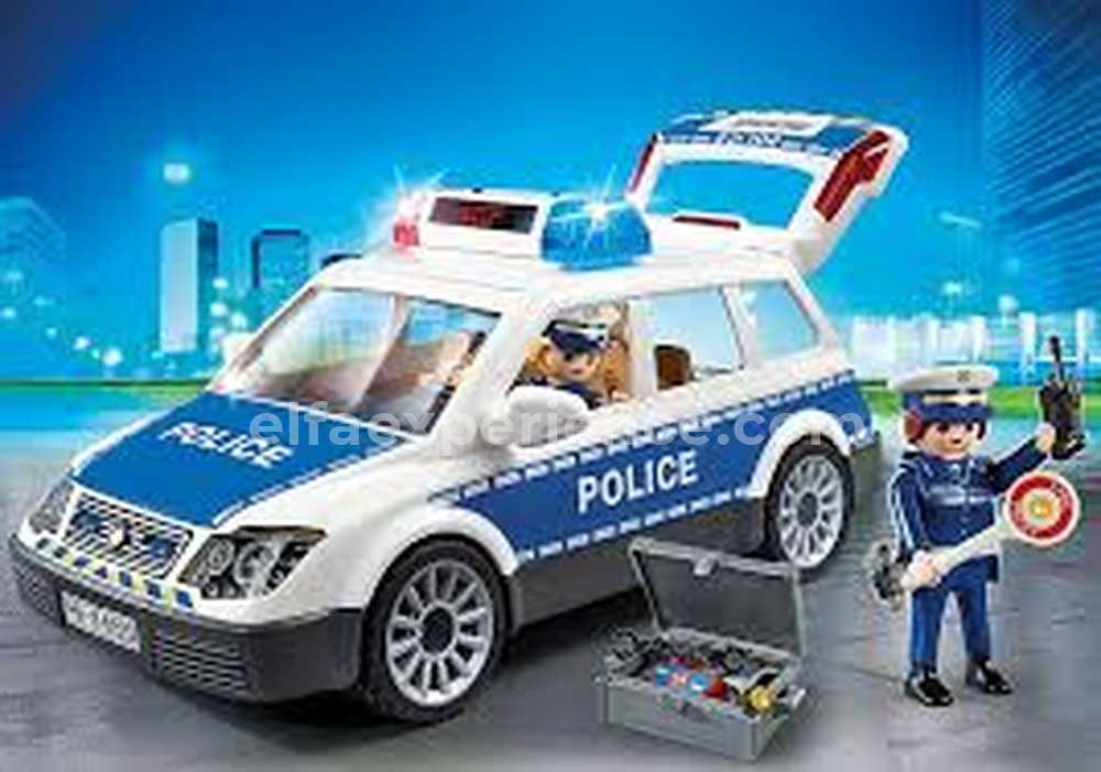 Playmobil City Action Policia