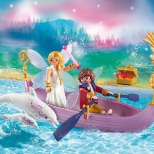 Playmobil Magic (Sirenas , faries y palacio de cristal)