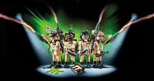 Playmobil LICENCIA Ghostbusters (Cazafantasmas)