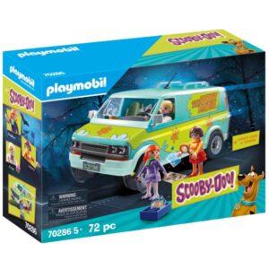 Playmobil LICENCIA Scooby-Doo