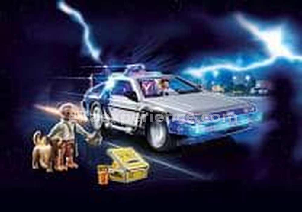 Playmobil LICENCIA Back to the future licencia