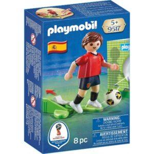 Playmobil Futbolista